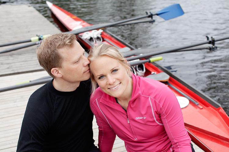 Anna Malvina Svennung i Norrtälje