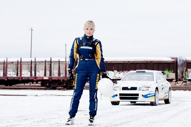 Ramona Karlsson i Göteborg