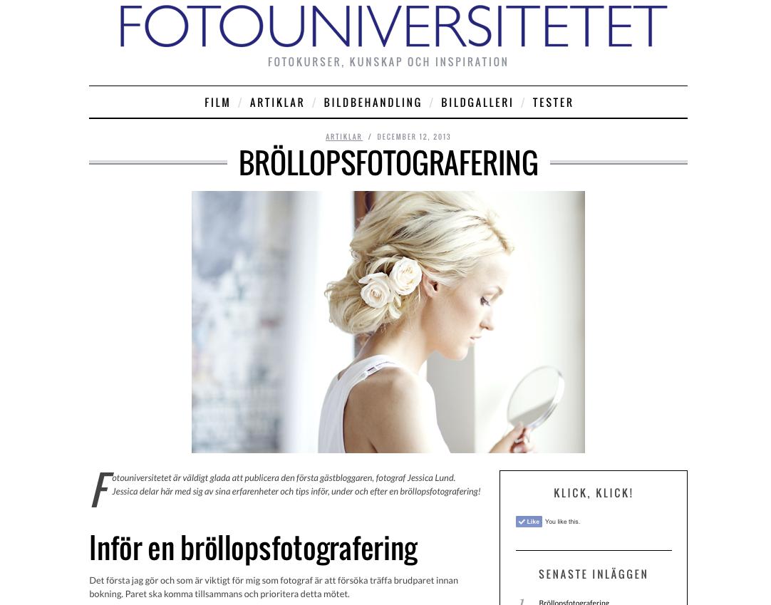 Fotouniversitetet