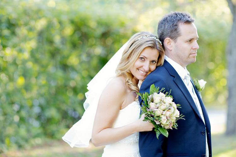 Bröllop Bromma Kyrka och Drottningholm