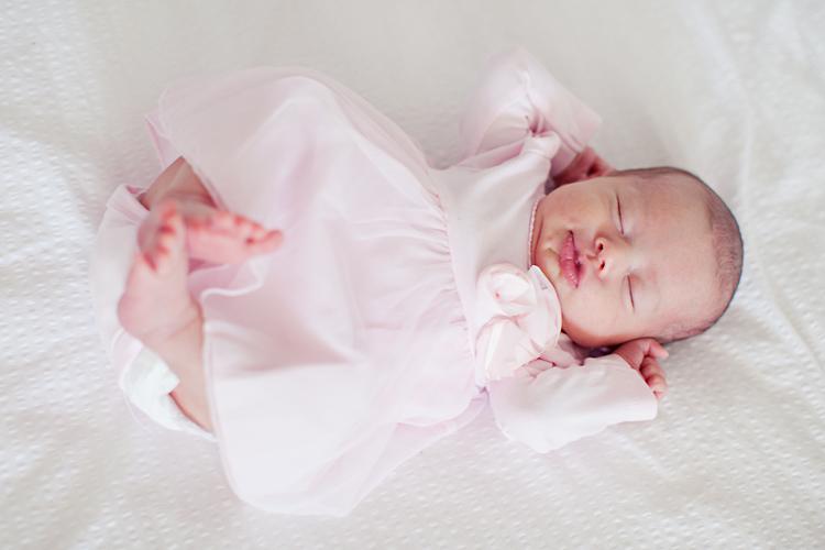 bebisfotografering i studio