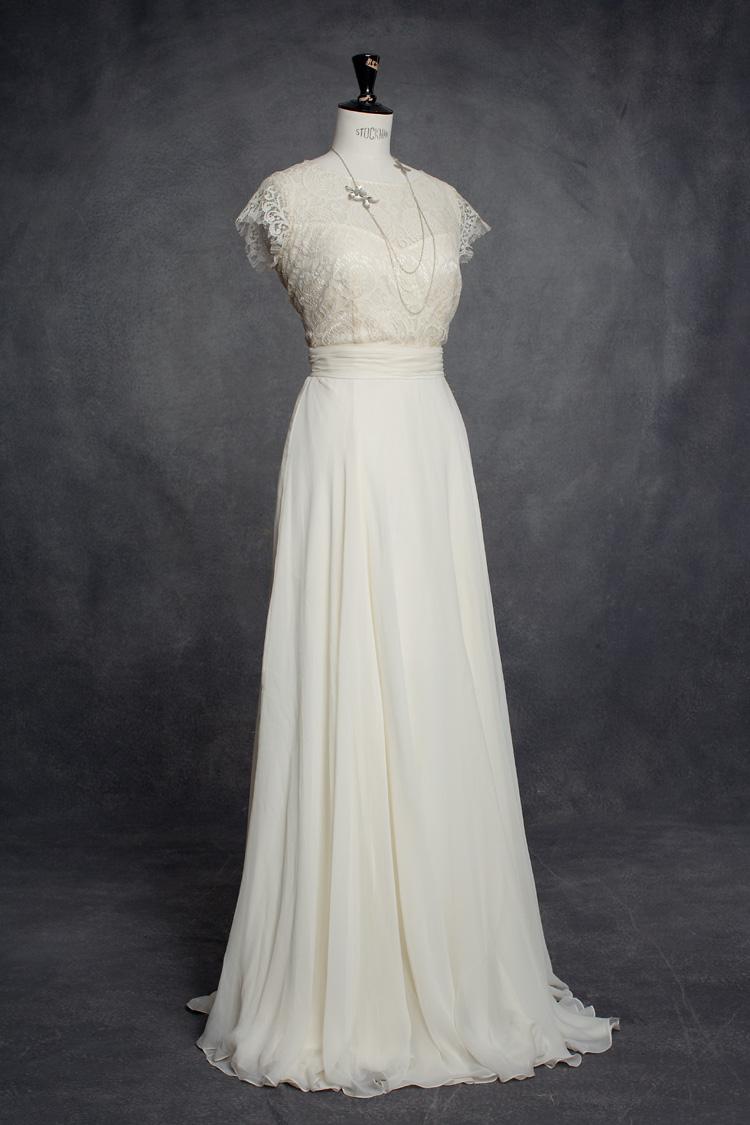 brudklänning Zetterberg Couture