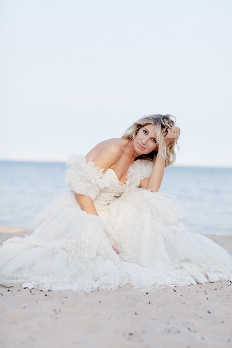 romantisk bröllopsfotograf Jessica Lund