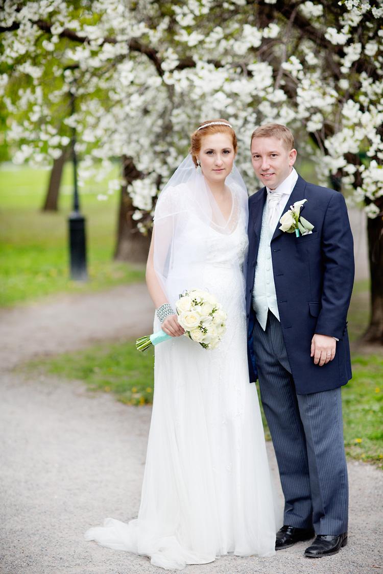 brudpar Stockholm
