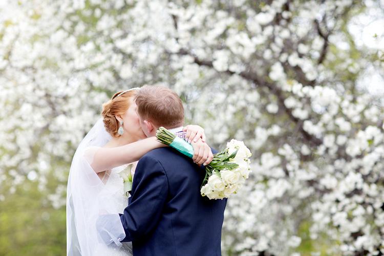 Vårbröllop i Stockholm