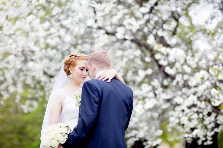 Spring wedding Stockholm