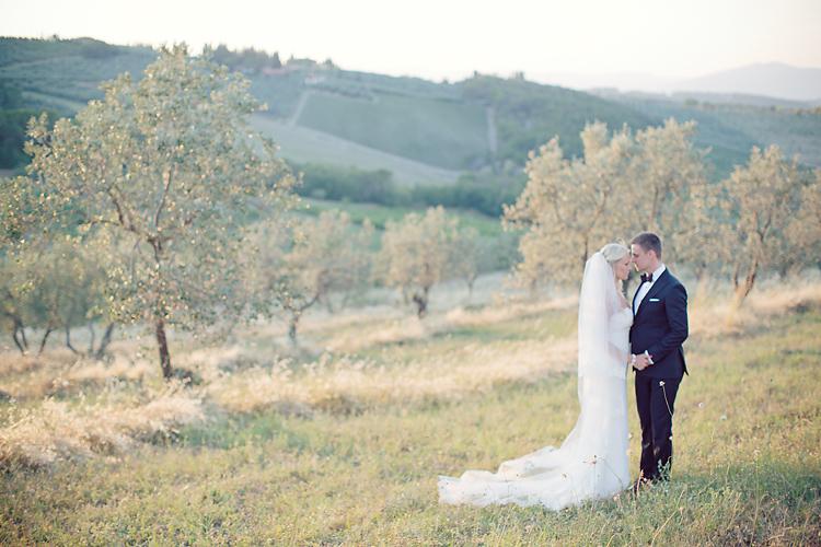 Bröllopsfotografering i Toscana Jessica Lund