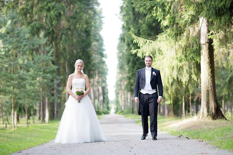 Bröllopsfoto Jessica Lund