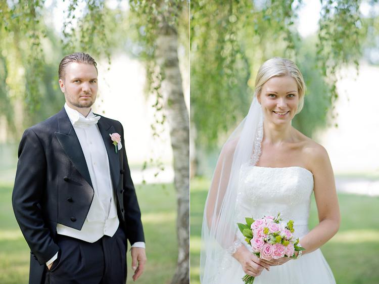 Bröllopsfotografering Enskede