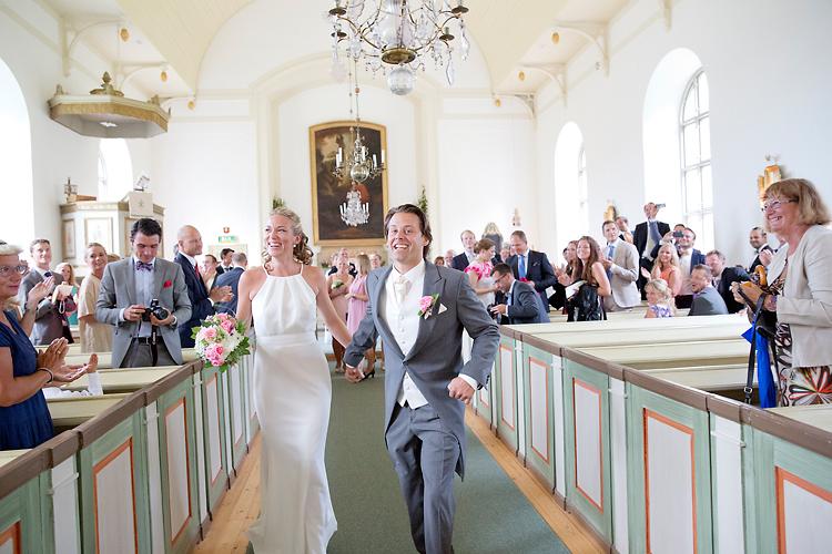 Utä bröllop fotograf