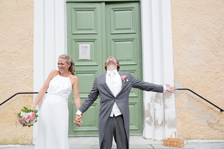 Utö kyrka bröllop