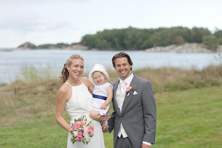 Bröllop Utö