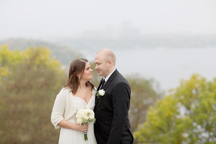 Norskt bröllop i Stockholm