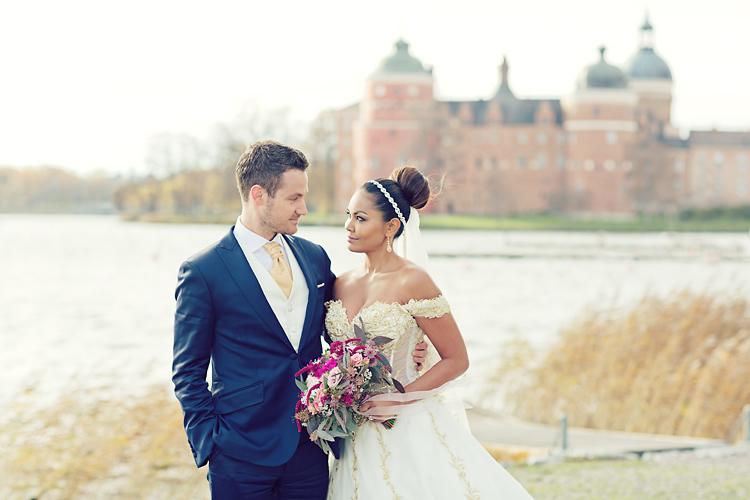 Bröllopsfotograf Mariefred