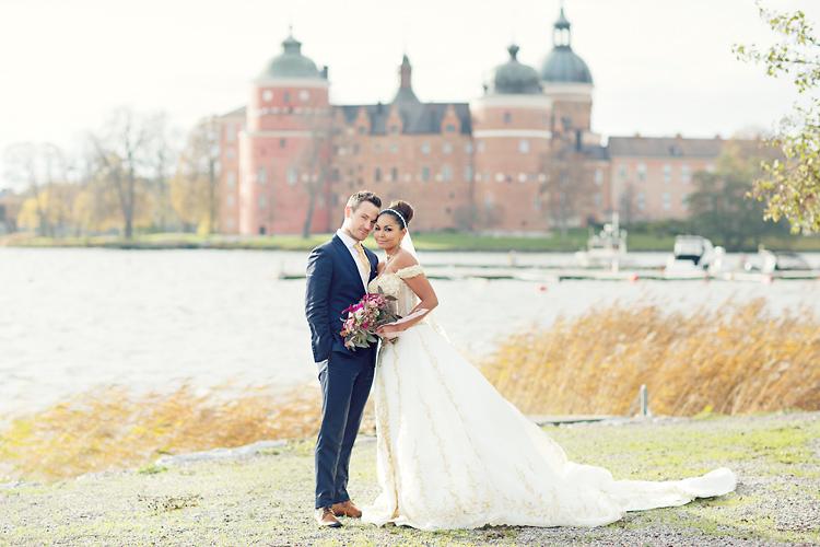 Bröllop Mariefred Gripsholms slott