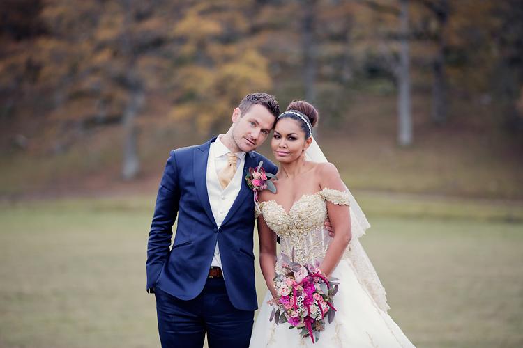 Bröllopsfotografering i Hjorthagen, Mariefred