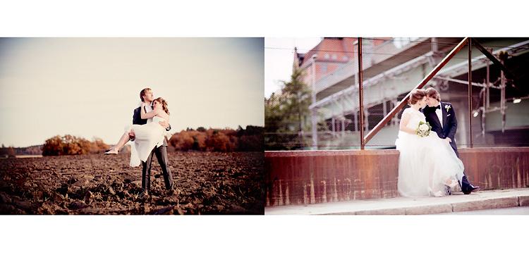 annorlunda bröllopsbilder fotograf Jessica Lund