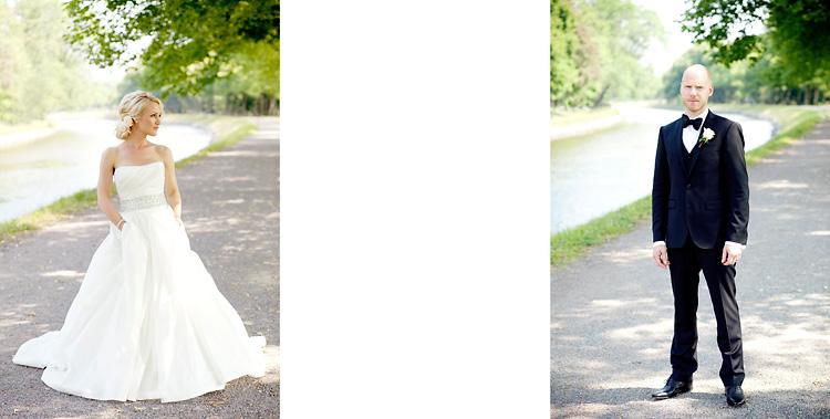 Bröllopsfotograf Bromma Jessica Lund
