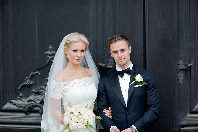 Bröllop i Stockholm och Slottet