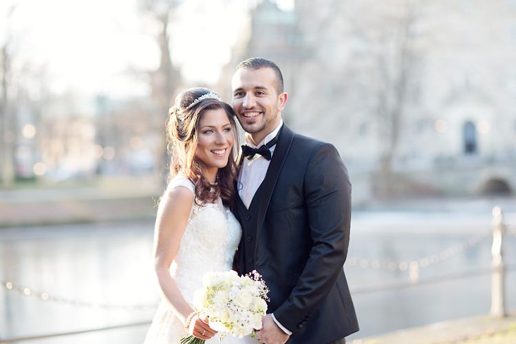 Bröllop vinter 2015