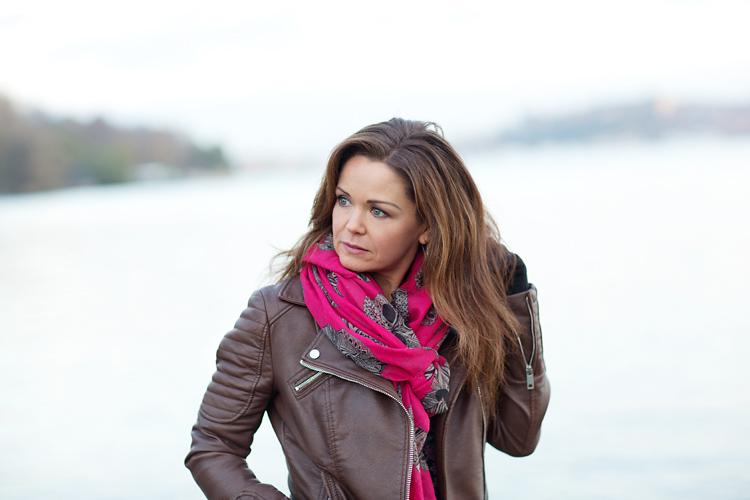 Sportjournalisten Marika Eriksson