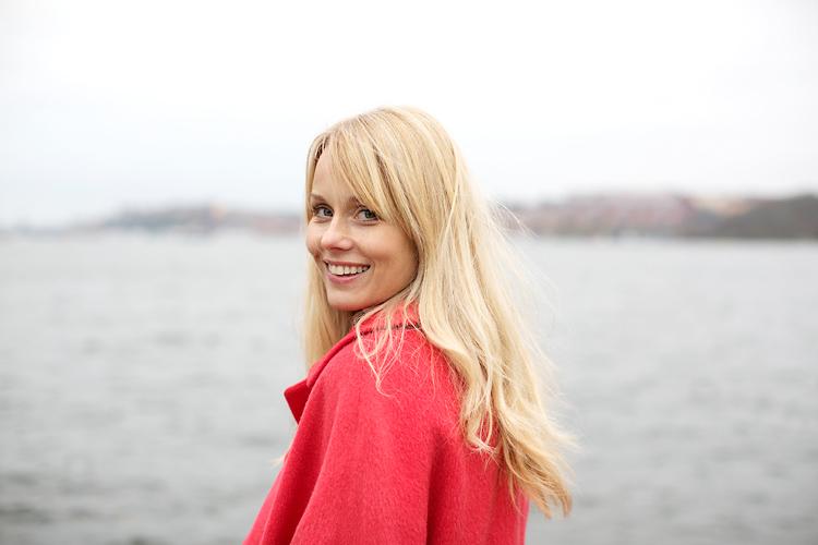 Helena af Sandeberg fotograferad i Stockholm