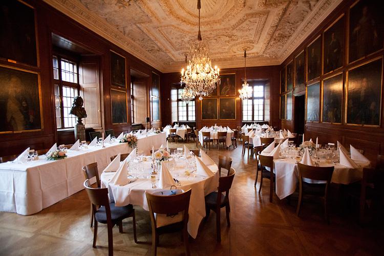 bröllopsmiddag i Riddarhuset Stockholm