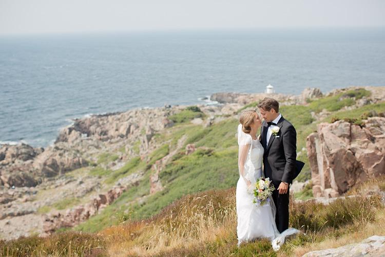 Bröllopsfotografering Kullaberg