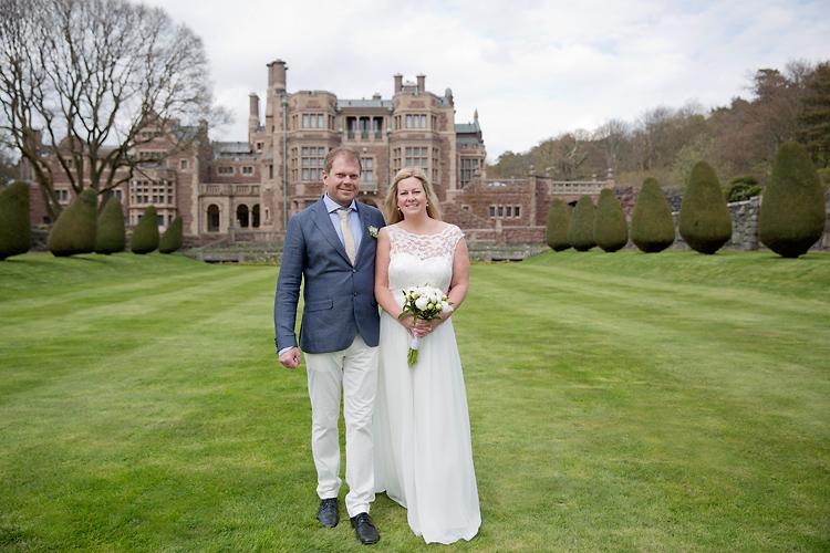 Bröllop Tjolöholms slott