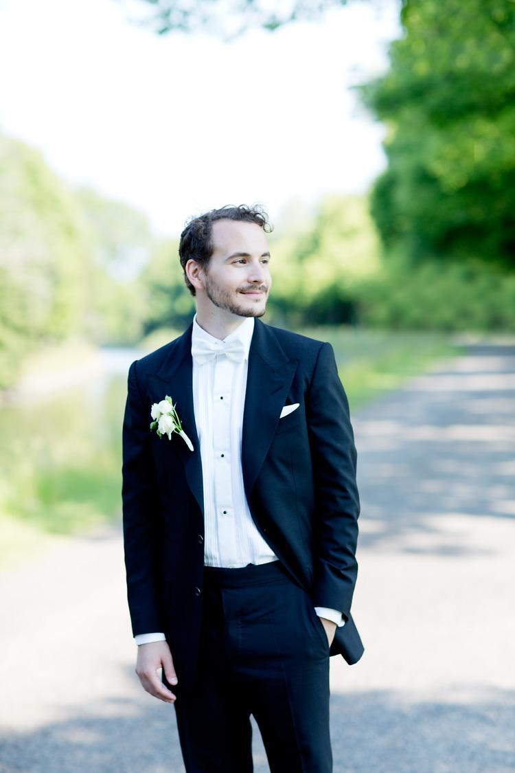 Brudgum på Djurgården