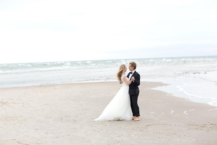 Bröllopsfotografering i Skagen