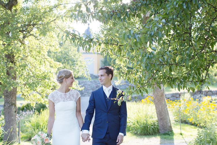 Bröllop i Stockholm och Nyckelviken