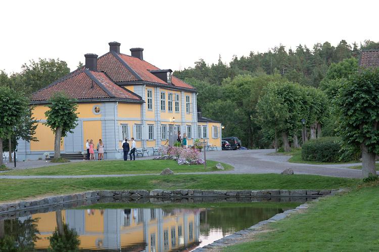 Nyckelviken i Stockholm bröllop