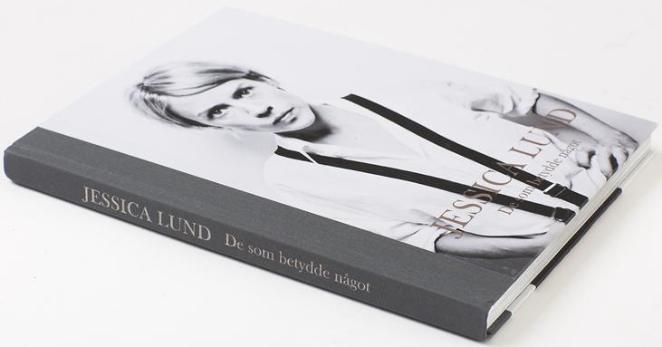 """Fotoboken """"De som betydde något"""" av Jessica Lund"""