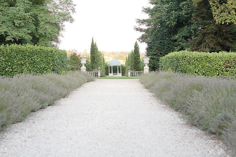 Wedding at Chateau La Durantie in Dordogne