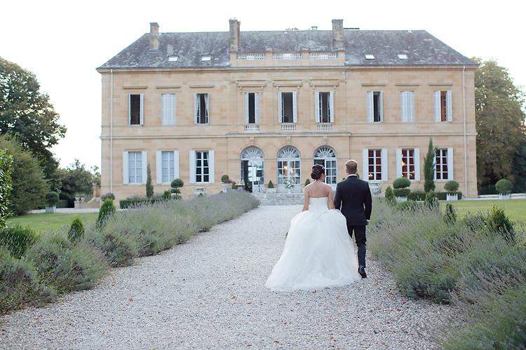 Wedding at Chateau La Durantie