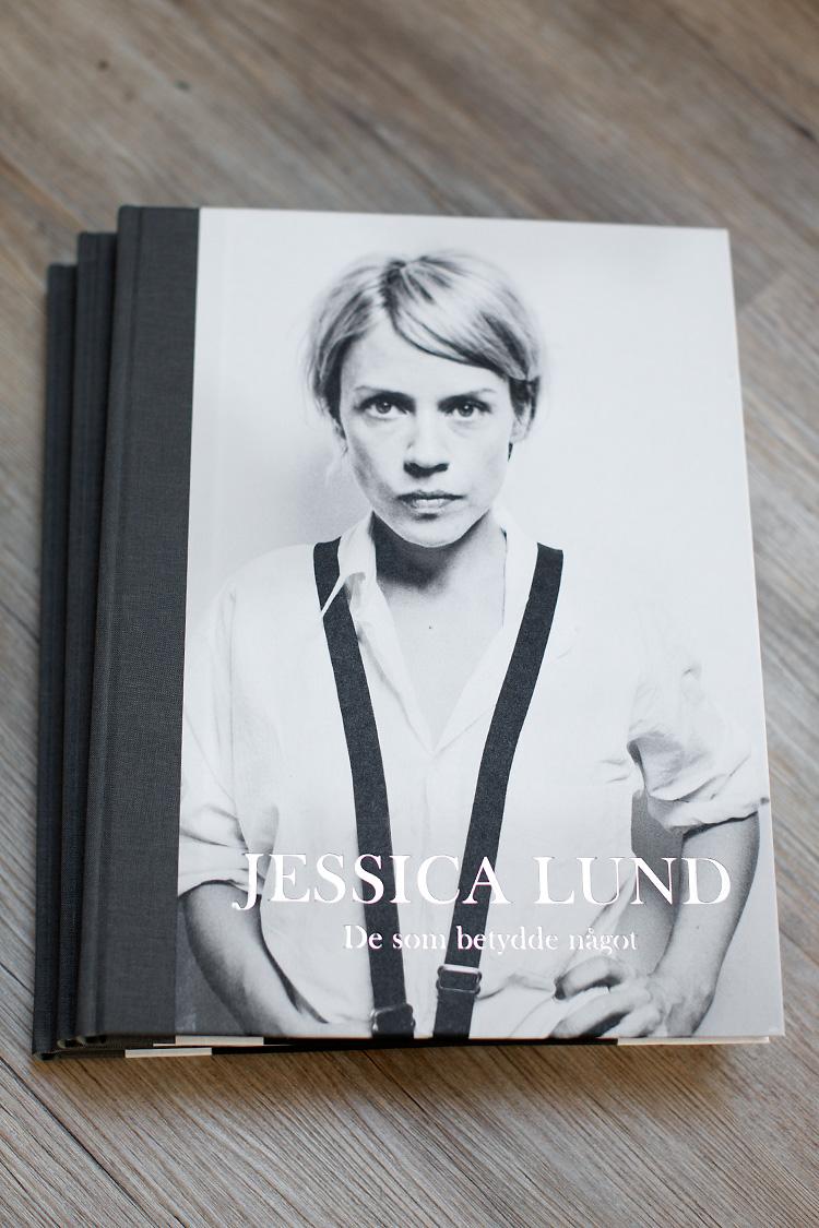 Fotobok om svenska artister av Jessica Lund