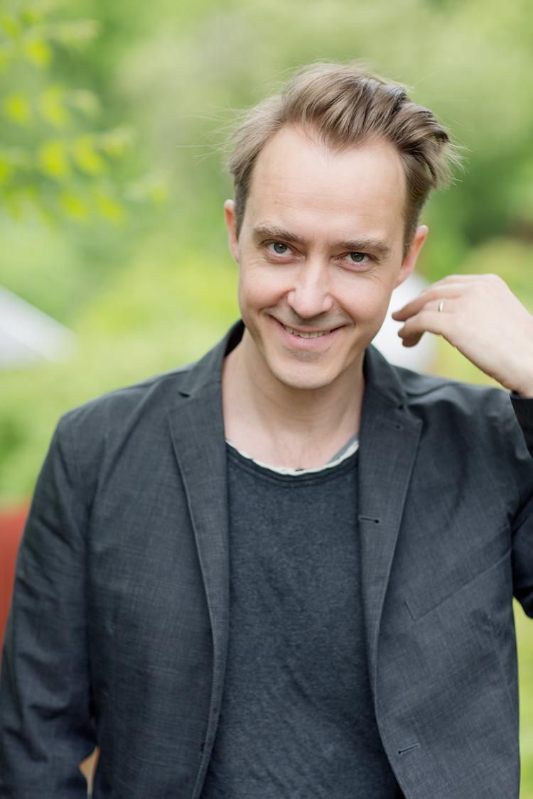 Skådespelaren Jonas Karlsson