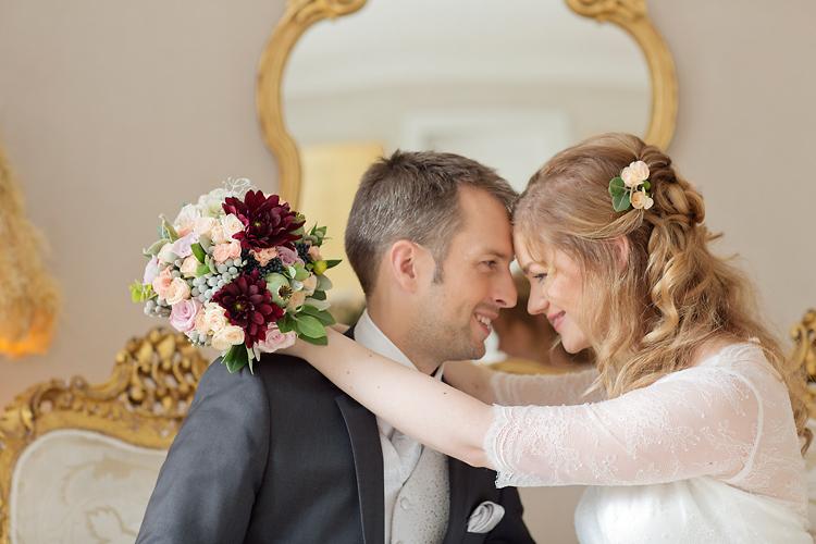 Bröllopsfotografering Görvälns slott