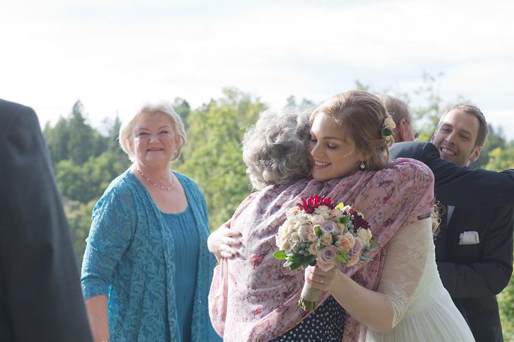 Gratulation vid bröllop