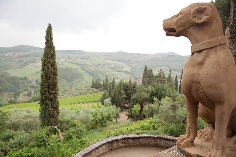 Villa Vignamaggio Toscana