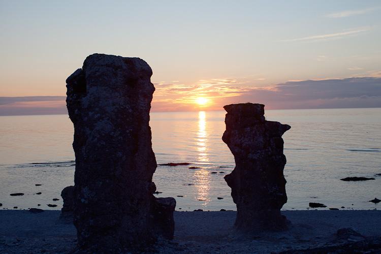 Gotland raukar