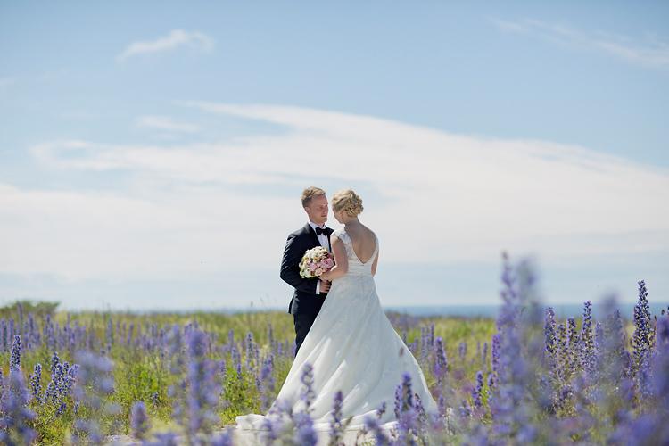 Bröllop Visby Jessica Lund