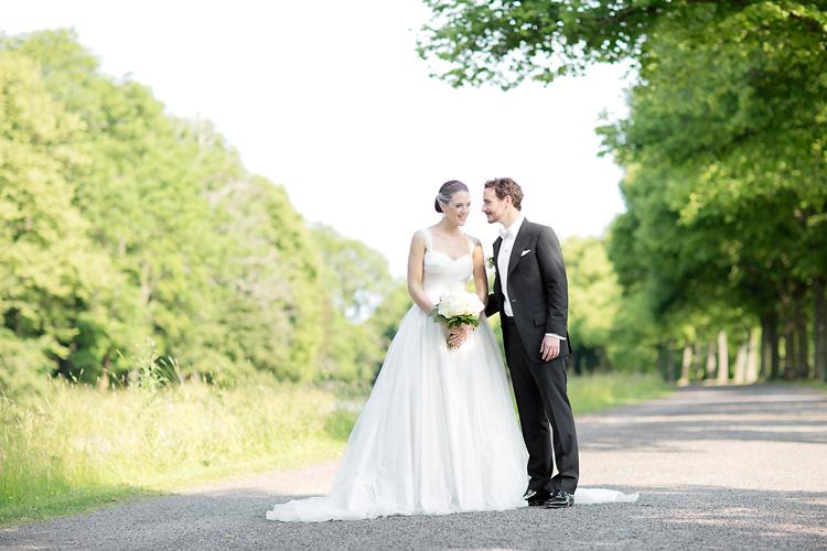 Bröllop i Stockholm Djurgården
