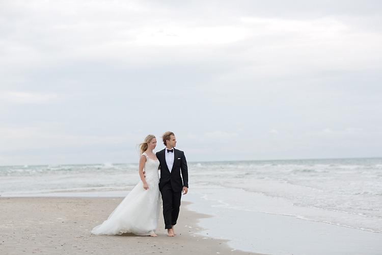 Skagen bröllop
