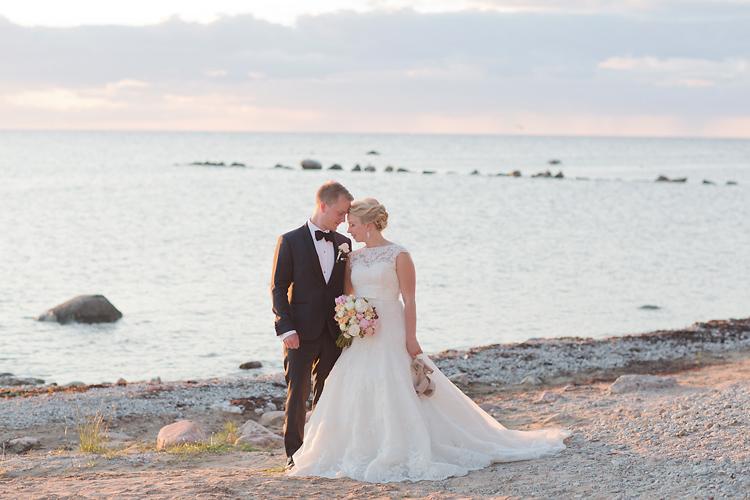 Bröllopsfotograf Gotland Jessica Lund