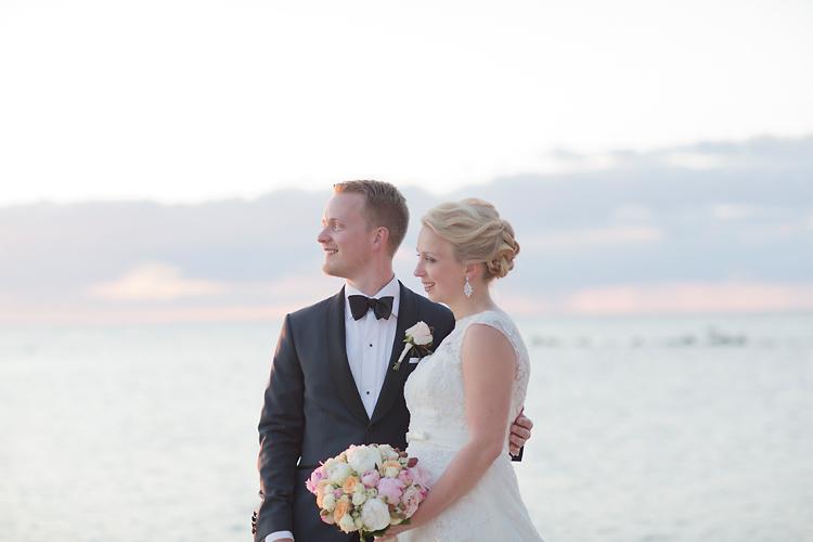 Bröllopsbilder Visby