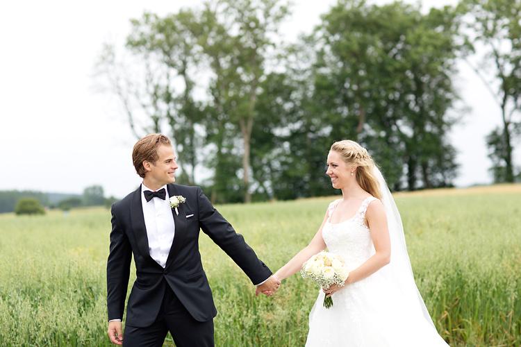 Bröllopsfoto Sverige