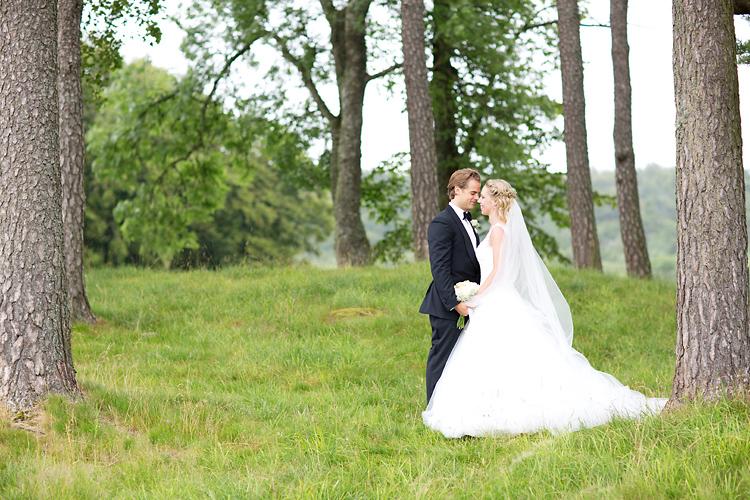 Regn på bröllop
