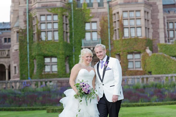 Bröllopsfotograf Tjolöholms slott